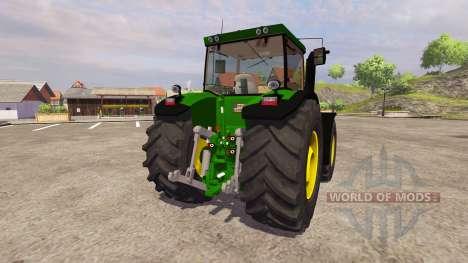 John Deere 7930 v4.0 pour Farming Simulator 2013