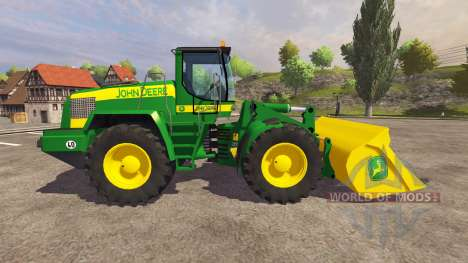 John Deere 624K v2.0 für Farming Simulator 2013