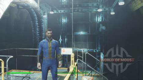 Speichern Sie vor dem verlassen der vault für Fallout 4