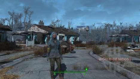 Triche pour les armures et vêtements pour Fallout 4
