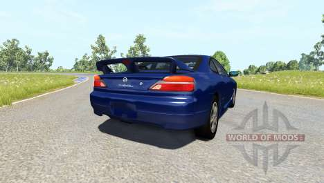 Nissan Silvia S15 für BeamNG Drive
