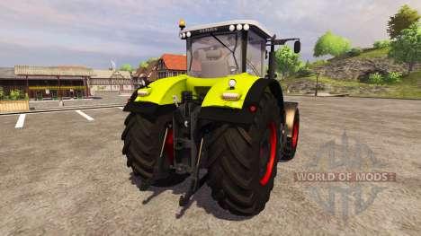 CLAAS Axion 950 v1.2 pour Farming Simulator 2013
