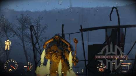 Unendliche Ladung des Nuklearen Einheit für Fallout 4