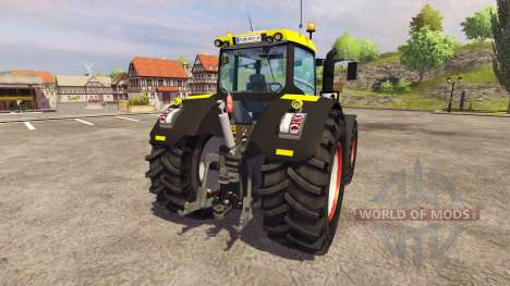 Fendt 939 Vario [yellow bull] pour Farming Simulator 2013