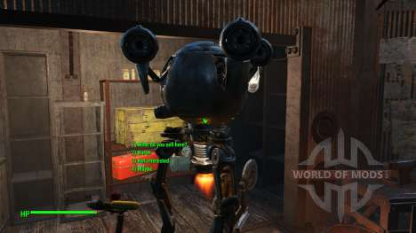 Fix-Dialoge (Russisch) für Fallout 4