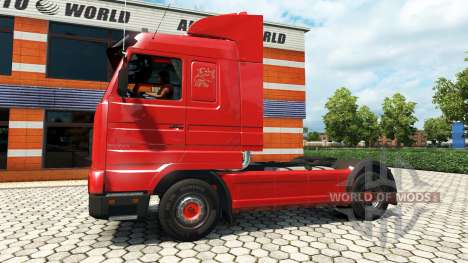 Scania 143M v1.7 pour Euro Truck Simulator 2