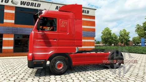 Scania 143M v1.7 für Euro Truck Simulator 2