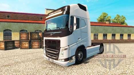 Volvo FH4 2013 für Euro Truck Simulator 2