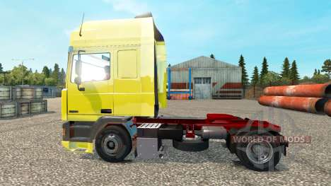 DAF FT 95.430ATi Super Space Cab pour Euro Truck Simulator 2