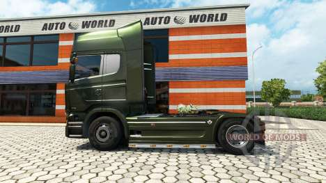 Scania R V8 v2.0 pour Euro Truck Simulator 2