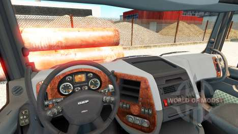 DAF FT 95.430ATi Super Space Cab für Euro Truck Simulator 2