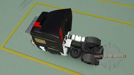 Mercedes-Benz Axor v2.0 für Euro Truck Simulator 2