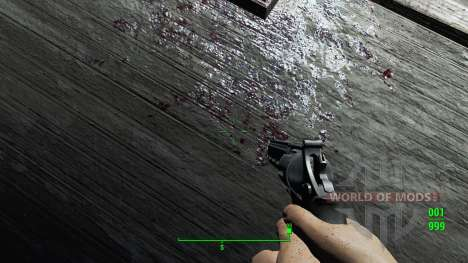 Enhanced Blood Textures für Fallout 4