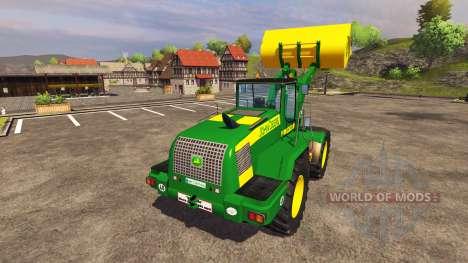 John Deere 624K v2.0 pour Farming Simulator 2013
