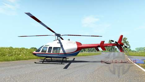 Bell 407 v1.01 für BeamNG Drive