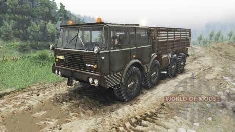 Tatra 813 KOLOS pour Spin Tires