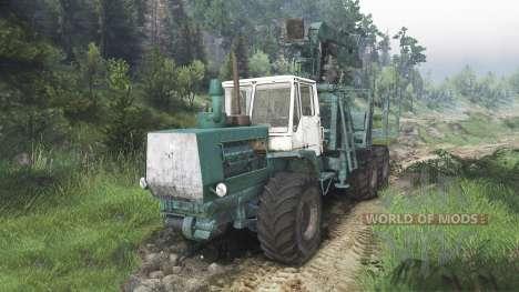T-150K HTZ [vert] [08.11.15] pour Spin Tires