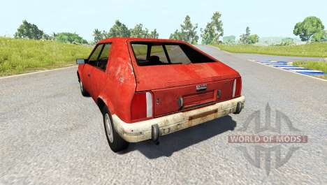 Blockhead pour BeamNG Drive