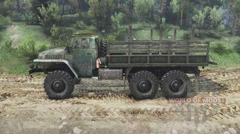 Ural-375 [08.11.15] pour Spin Tires