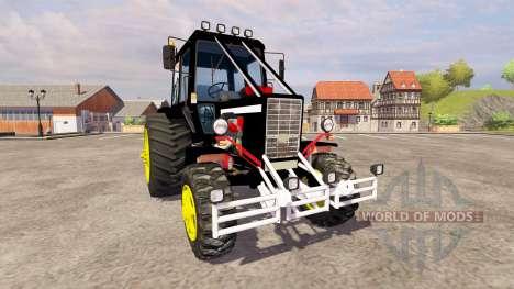 MTZ-82 [schwarz] für Farming Simulator 2013
