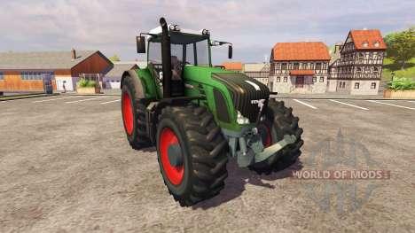 Fendt 936 Vario v3.0 für Farming Simulator 2013