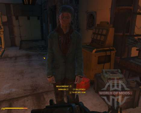 Correctif pour la résolution de 1280x1024 pour Fallout 4