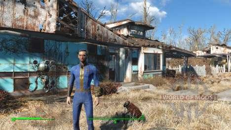 Abraham Lincoln für Fallout 4