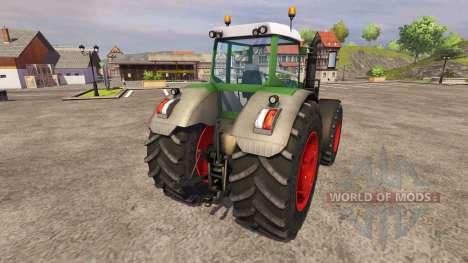 Fendt 936 Vario v2.0 für Farming Simulator 2013
