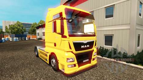 MAN TGX Euro 6 für Euro Truck Simulator 2