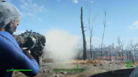 Maximale Munition für Fallout 4