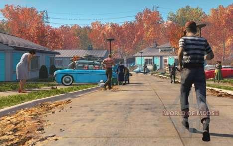 Entriegeln der Türen in das Haus vor dem Krieg für Fallout 4