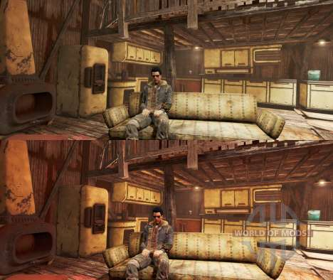 Enhanced Wasteland Preset für Fallout 4