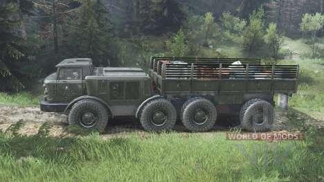 Der ZIL-135lm chassis [08.11.15] für Spin Tires