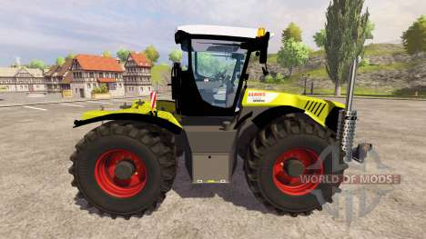 CLAAS Xerion 5000 Trac VC v2.1 für Farming Simulator 2013