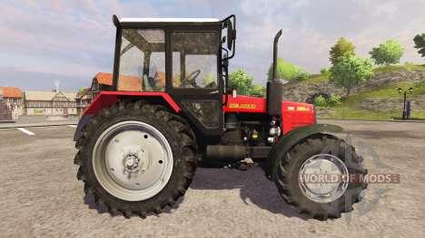 MTZ-Weißrußland 820.4 für Farming Simulator 2013