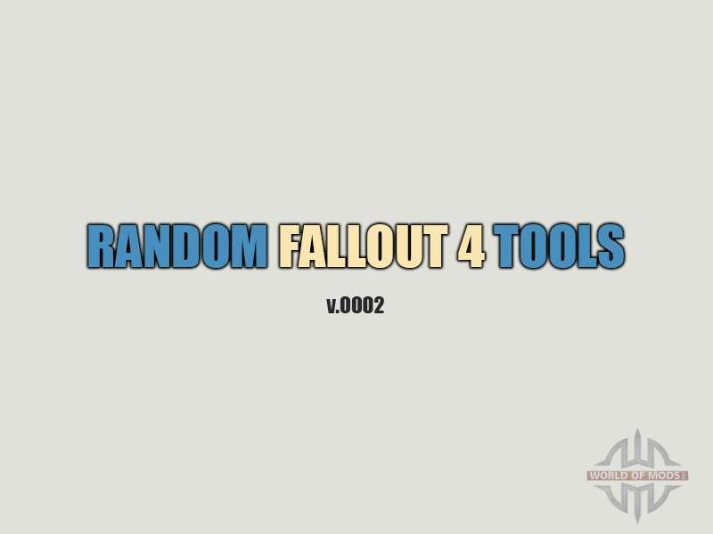 Creer Un Build Fallout