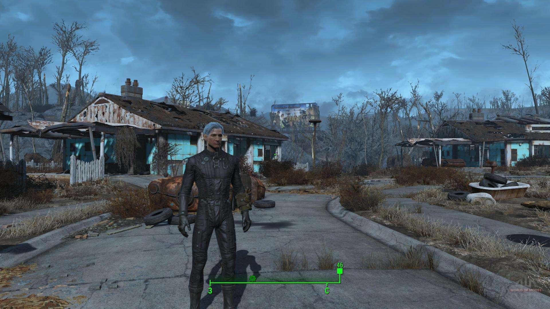Changement De Sexe Pour Fallout 4-8779