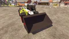 CLAAS Scorpion 7040 Varipower v2.2
