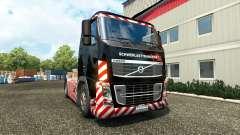 Lourds skin for Volvo truck