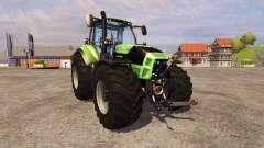 Deutz-Fahr Agrotron 7250 TTV