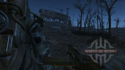 Fixer les moniteurs de 2560x1080 pour Fallout 4