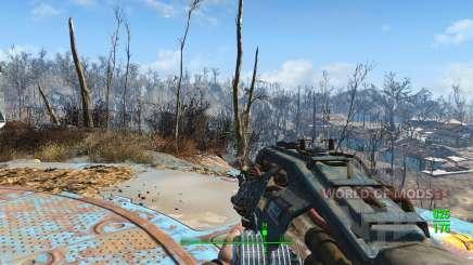50 niveau et kroposki pour Fallout 4