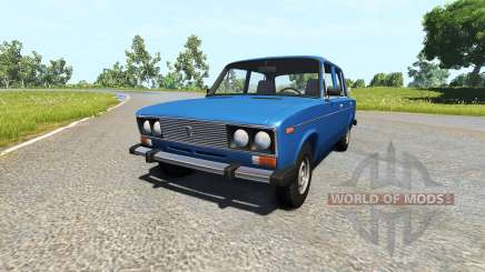 VAZ-2106 v3.0 pour BeamNG Drive