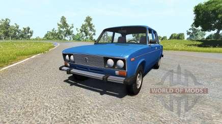 VAZ-2106 v3.0 für BeamNG Drive