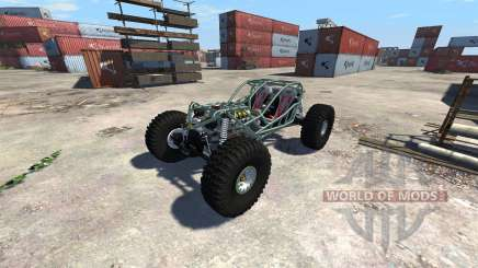 DW Rock Bouncer v1.0 für BeamNG Drive