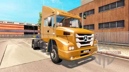 Mercedes-Benz Atron 1635 für Euro Truck Simulator 2