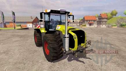 CLAAS Xerion 5000 Trac VC v2.1 pour Farming Simulator 2013