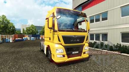 MAN TGX Euro 6 v2.0 pour Euro Truck Simulator 2