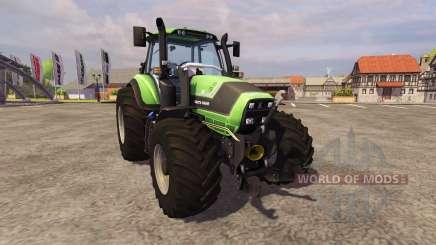 Deutz-Fahr Agrotron 6190 TTV für Farming Simulator 2013
