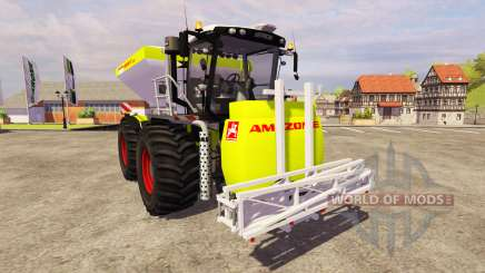 CLAAS Xerion 3800 SaddleTrac v3.0 für Farming Simulator 2013
